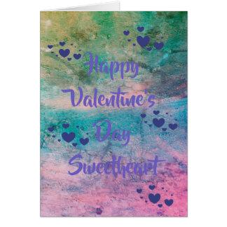 バレンタインデー(私と結婚します)カード カード