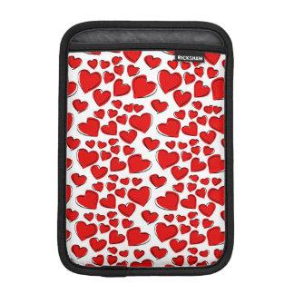 バレンタイン愛ハート iPad MINIスリーブ
