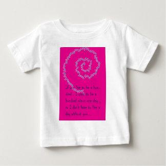 バレンタイン11 ベビーTシャツ