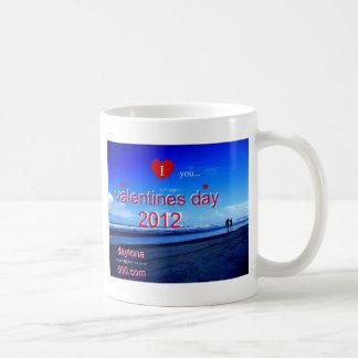 バレンタイン2012年 コーヒーマグカップ