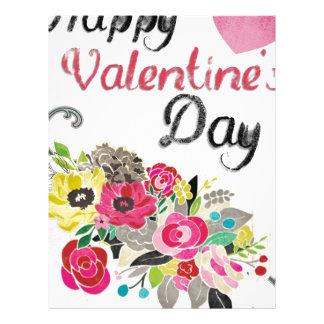 バレンタイン#7 レターヘッド