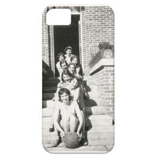 バレーボールのチーム iPhone SE/5/5s ケース
