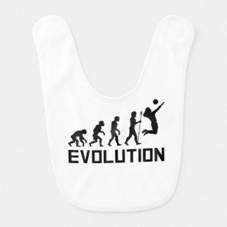 バレーボールの進化 ベビービブ