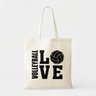 バレーボール愛、バレーボール トートバッグ