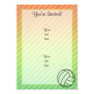 バレーボール; カード