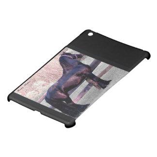 バロック式のFriesianの馬 iPad Miniケース