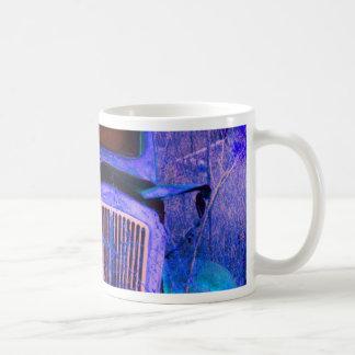 バンの青 コーヒーマグカップ