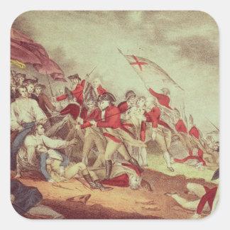 バンカーヒルの戦い スクエアシール