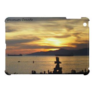 バンクーバーのiPad Miniケースのバンクーバーの日没のギフト iPad Miniケース