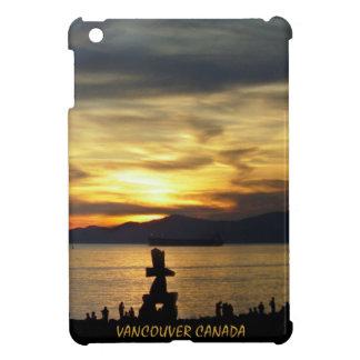バンクーバーのiPad Miniケースのバンクーバートーテムポールのギフト iPad Mini カバー