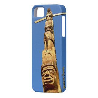 バンクーバーのiPhone 5の場合の名前入りな記念品の箱 iPhone SE/5/5s ケース