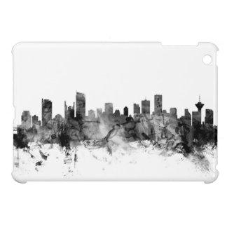 バンクーバーカナダのスカイライン iPad MINIケース