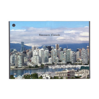 バンクーバーカナダのスカイライン iPad MINI ケース