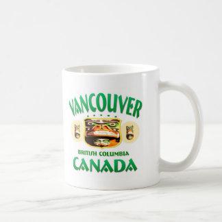 バンクーバーカナダ コーヒーマグカップ