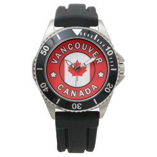 バンクーバーカナダ 腕時計