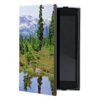 バンクーバー島のbackcountryのターン iPad mini ケース