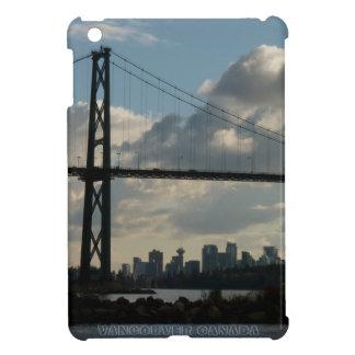 バンクーバーIPad Miniケースによってカスタマイズバンクーバーの例 iPad Mini カバー