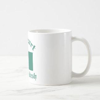 バングラデシュのデザイン コーヒーマグカップ