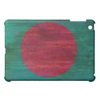 バングラデシュの動揺してなパングラデシュの旗 iPad MINI カバー