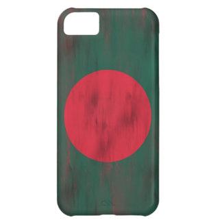 バングラデシュの動揺してなパングラデシュの旗 iPhone5Cケース