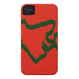 バングラデシュの地図 Case-Mate iPhone 4 ケース