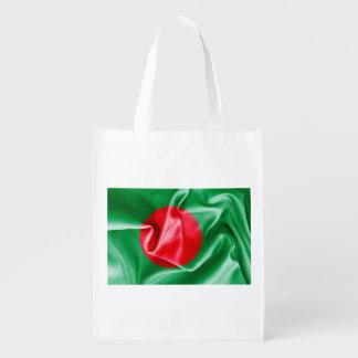 バングラデシュの旗 エコバッグ