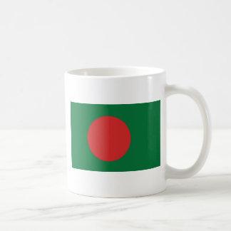 バングラデシュの旗 コーヒーマグカップ