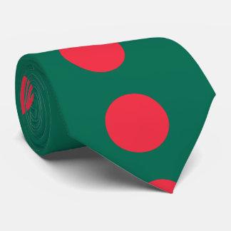 バングラデシュの旗 ネックウェアー