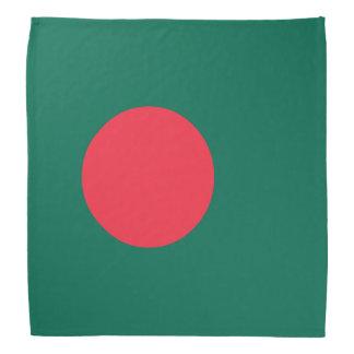 バングラデシュの旗 バンダナ