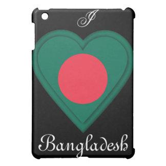 バングラデシュの旗 iPad MINI CASE