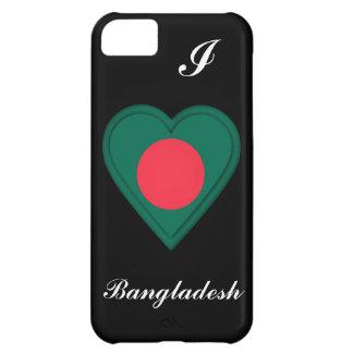 バングラデシュの旗 iPhone5Cケース