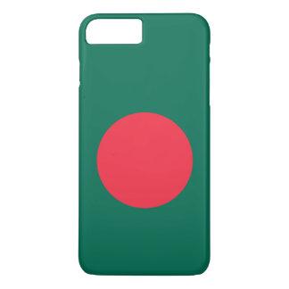 バングラデシュの旗 iPhone 8 PLUS/7 PLUSケース