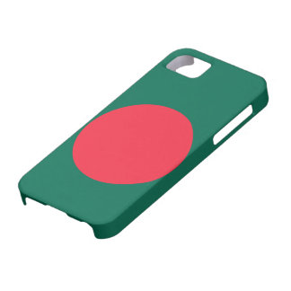 バングラデシュの旗 iPhone SE/5/5s ケース