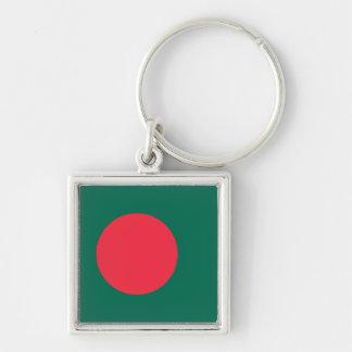 バングラデシュの旗Keychain キーホルダー