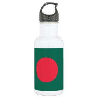 バングラデシュの明白な旗 ウォーターボトル