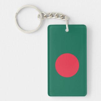 バングラデシュの明白な旗 キーホルダー