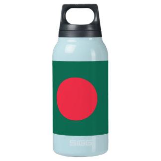バングラデシュの明白な旗 断熱ウォーターボトル