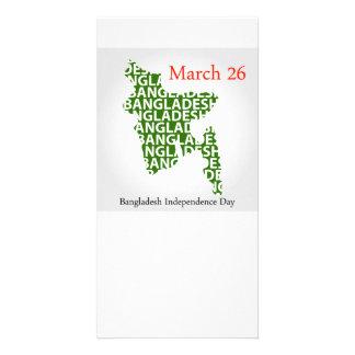 バングラデシュの独立記念日3月26日 カード