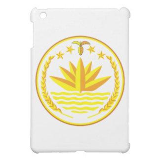バングラデシュの紋章付き外衣 iPad MINIケース