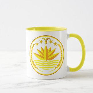 バングラデシュの紋章 マグカップ