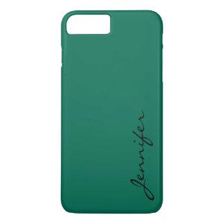 バングラデシュの緑色の背景 iPhone 8 PLUS/7 PLUSケース