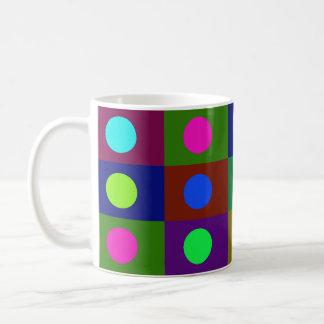バングラデシュMultihueはマグに印を付けます コーヒーマグカップ