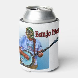 バンジョーの人 缶クーラー