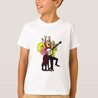 バンジョーの友人 Tシャツ