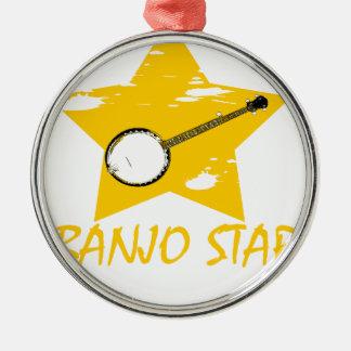 バンジョーの星 メタルオーナメント