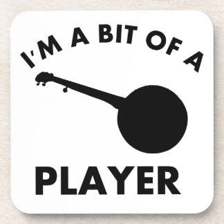バンジョーの楽器のデザイン コースター