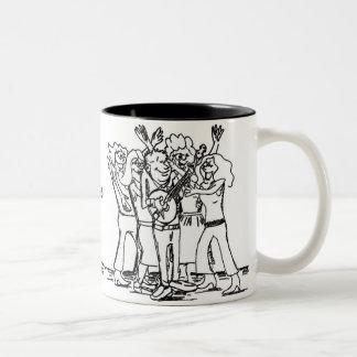 バンジョーの羨望 ツートーンマグカップ