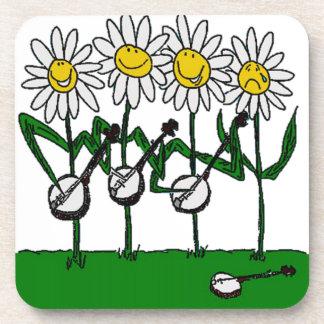 バンジョーの花 コースター