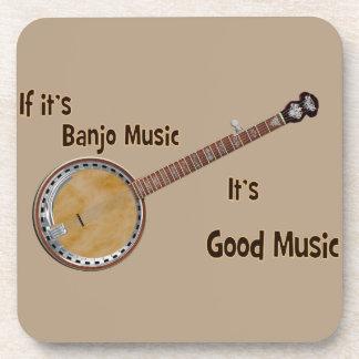 バンジョー音楽 コースター