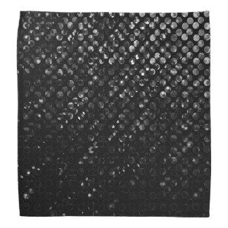 バンダナ黒い水晶きらきら光るなStrass バンダナ